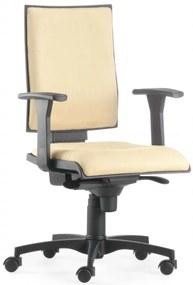 Cadeiras de Escritório Operativa com Rodas C/braços Mask-01