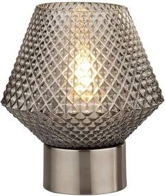 Searchlight EU700754 - Lâmpada de mesa RETRO 1xE27/7W/230V