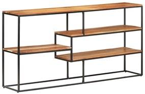 321619 vidaXL Aparador 150x30x75 cm madeira de acácia maciça
