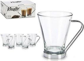 Serviço de Café (6 Peças) (16 x 10 x 27 cm)