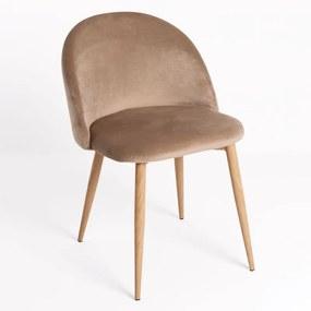 Cadeira Bristol Cor: Bege
