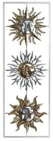 Quadros, telas Signes Grimalt  Ornamento De Parede 3 Sóis