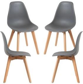 Pack 4 Cadeiras Kelen