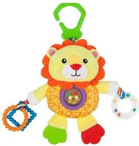 Peluche de Atividades para o Bebé Nenikos Leão +3m 112238