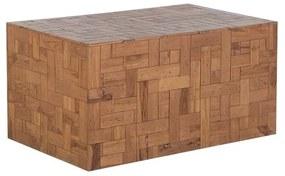 Mesa de centro em madeira de teca GAMBO II