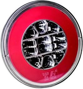 Iluminação multifuncional traseira LED MULTI LED/2,5W/12-24V IP67 vermelho