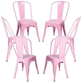 Pack 6 Cadeiras Torix