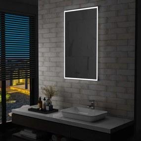 Espelho de parede LED para casa de banho 60x100 cm