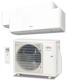 Ar Condicionado Fujitsu 2x1 ASY25U2MIKM