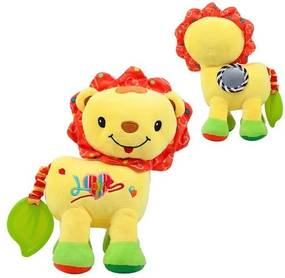 Peluche de Atividades para o Bebé Nenikos Leão +3m 112214
