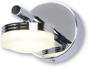 Top Light Hudson - Luz de parede de casa de banho LED 1xLED/5W/230V IP44