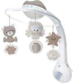 Carrossel para Berço Infantino 004915-01 3 em 1 Bebé (Refurbished A+)