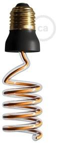 LED Art Loop Up Light Bulb 12W E27 Dimmable 2200K