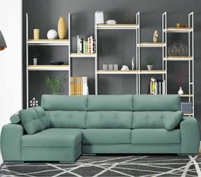 Sofá com Assentos Deslizantes   Valetta - 2 Assentos » L 200 cm
