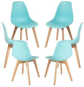 Pack 6 Cadeiras Kelen
