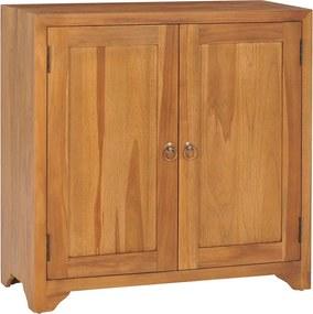 Armário 70x30x70 cm madeira de teca maciça