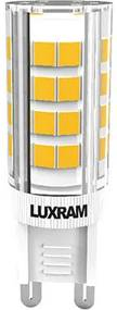 Lâmpada LED G9 - 5W (5W=37W) 6400
