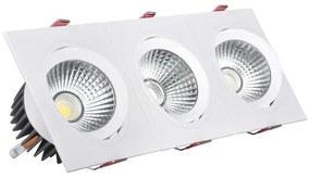 Foco Downlight LED Ledkia A+ 45W 45 W 4050 Lm (Branco Neutro 4000K - 4500K)