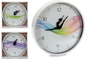 Relógio de Parede 3 (30 x 4 x 30 cm)