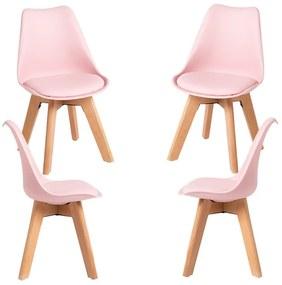 Pack 4 Cadeiras Synk Kid (Infantil)