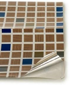 Papel adesivo Cenefa Pleinen (60 x 90 x 1 cm)