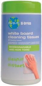 Toalhitas de Limpeza 100 Folhas para Quadros Brancos  Earth-it