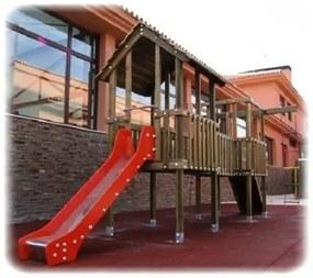 Parque infantil-  USO PÚBLICO - modelo Almeria.
