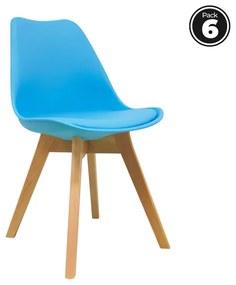 Pack 6 Cadeiras Synk Basic