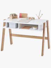 Secretária especial autonomia, Architekt Mini branco/madeira