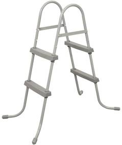 92820 Bestway Escada para piscinas com 2 degraus Flowclear 84 cm