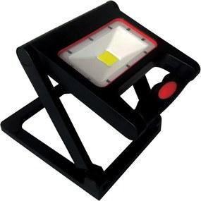 Holofote portátil LED 1xLED/10W/5V IP54