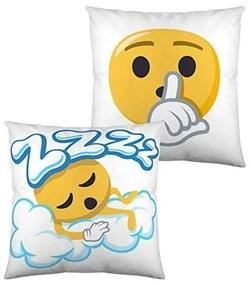 Capa de travesseiro Emoji (40 x 40 cm)