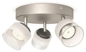 Philips 53333/17/16 - Foco LED FREMONT 3xLED/4W/230V