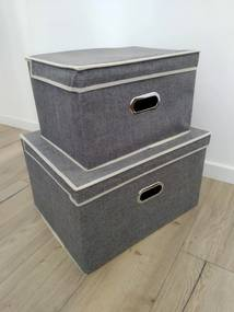Caixa Decorativa 🆕 - 26x20x16