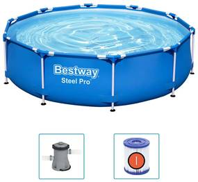 92849 Bestway Piscina Steel Pro 305x76 cm