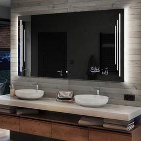 Espelho para Banheiro com Iluminação LED L27  x=50 x   y=40 cm
