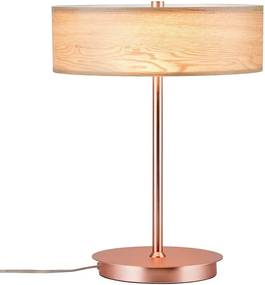 Paulmann 79647 - Lâmpada de mesa NEORDIC 2xE27/20W/230V