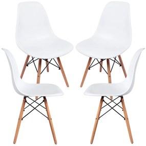 Pack 4 Cadeiras Tower Pro