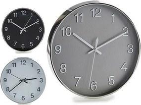 Relógio Cristal Plástico (30 x 4,5 x 30 cm)