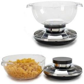 balança de cozinha 5kg (10 x 21,5 x 21 cm)