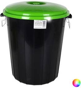 Caixote do lixo Com tampa (50 cl)