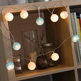 Grinalda LED Mini Esferas (10 LED)