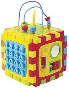 Cubo de Atividades Decorativo 6 In 1
