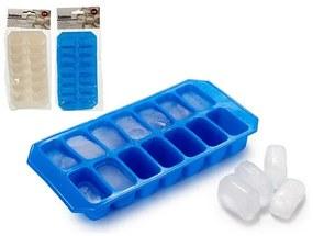 Molde para Cubos de Gelo Silicone Borracha natural (22 x 3 x 11,5 cm) (14 uds)