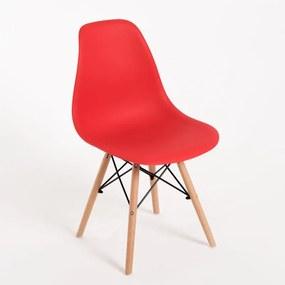 Cadeira Oslo Cor: Vermelho