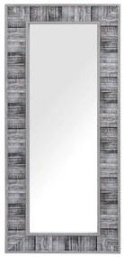 Espelho de parede 50 x 130 cm cinzento ROSNOEN