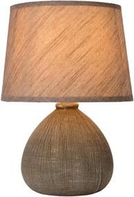 Lucide 47506/81/43 - Lâmpada de mesa RAMZI 1xE14/40W/230V 26cm