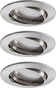 Paulmann 50007 - CONJUNTO 3xLED/5,2W Luz de teto suspensa com regulação SMART HOME 230V
