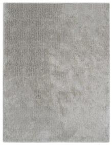 285064 vidaXL Tapete de divisão shaggy 120x160 cm cinzento