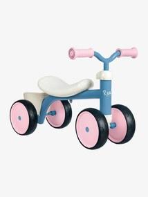 Triciclo Rookie, da  SMOBY rosa claro liso